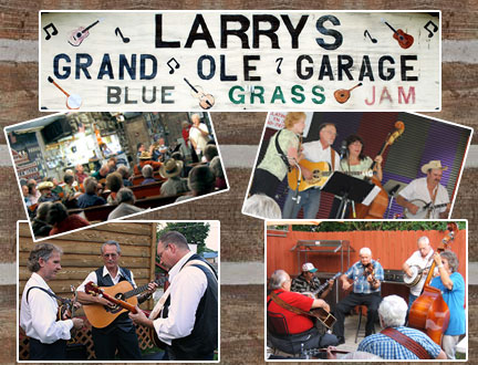 Bluegrass Music Jams and Band Nights - Madison, Tennessee